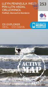 OS Explorer Active - 253 - Lleyn Peninsula West