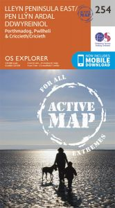 OS Explorer Active - 254 - Lleyn Peninsula East