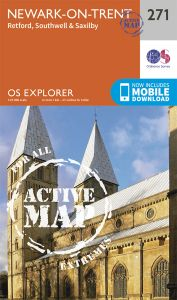 OS Explorer Active - 271 - Newark-on-Trent