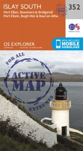 OS Explorer Active - 352 - Islay South