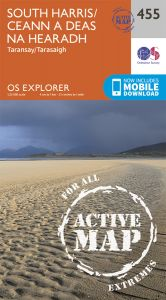 OS Explorer Active - 455 - South Harris