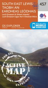 OS Explorer Active - 457 - South East Lewis