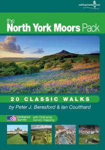 Walking-Books - The North York Moors Pack