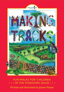 Walking-Books - Making Tracks In The Yorkshire Dales