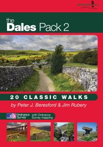 Walking-Books - The Dales Pack 2