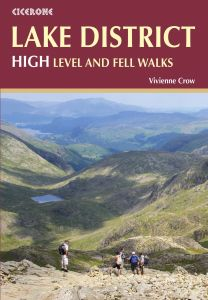 Cicerone Lake District: High Level And Fell Walks