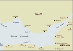 Imray C Chart - Bristol Channel - Bull Point to Sharpness (C59)