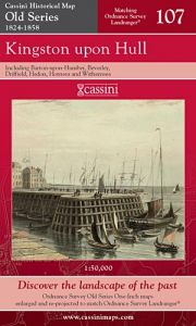 Cassini Old Series - Kingston upon Hull (1824-1858)