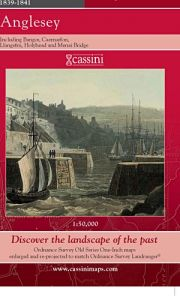 Cassini Old Series - Anglesey (1839-1841)