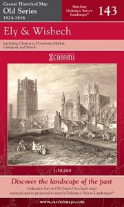 Cassini Old Series - Ely & Wisbech (1824-1836)