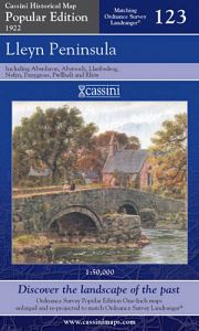 Cassini Popular Edition - Lleyn Peninsula (1922)