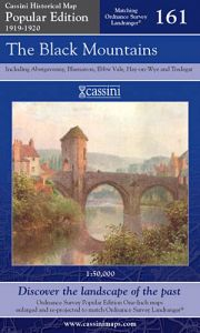 Cassini Popular Edition - The Black Mountains (1919-1920)