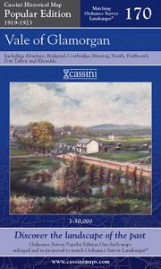 Cassini Popular Edition - Vale of Glamorgan (1919-1923)