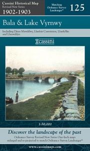 Cassini Revised New - Bala & Lake Vyrnwy (1902-1903)