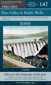 Cassini Revised New - Elan Valley & Builth Wells (1900-1903)