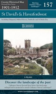 Cassini Revised New - St David's & Haverfordwest (1901-1912)