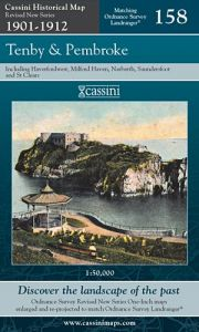 Cassini Revised New - Tenby & Pembroke (1901-1912)