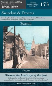 Cassini Revised New - Swindon & Devizes (1898-1899)