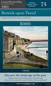 Cassini Revised New - Berwick-upon-Tweed (1901)