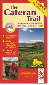 Footprint Maps - The Cateran Trail
