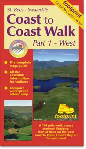 Footprint Maps - Coast To Coast Walk West (Part 1)