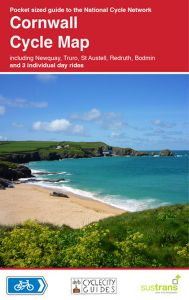 Sustrans National Cycle Network - Cornwall Cycle Map (1)