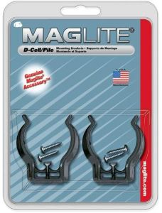 Maglite - D Cell Auto Clamp (Mounting Bracket) (60)