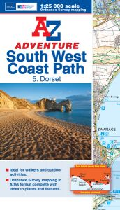 A-Z Adventure Atlas - South West Coast Path Dorset (5)