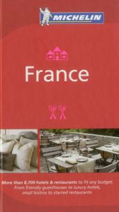 Michelin Red Guide - France