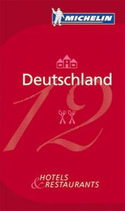 Michelin Red Guide - Deutschland