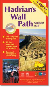 Footprint Maps - Hadrian's Wall Path