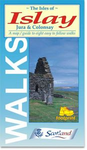 Footprint Maps - The Isles Of Islay, Jura & Colonsay