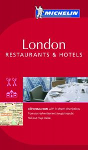 Michelin Red Guide - London