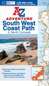A-Z Adventure Atlas - South West Coast Path North Cornwall (2)