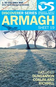 OS Discoverer - 19 - Armagh