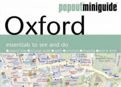 Popout Maps - Mini Guide - Oxford - Mini Guide