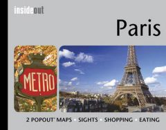 Popout Maps - InsideOut Guide - Paris - InsideOut Guide