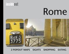 Popout Maps - InsideOut Guide - Rome - InsideOut Guide
