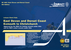 Admiralty Leisure Chart Folio - East Devon & Dorset