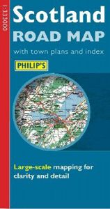 Philips Road Map - Scotland