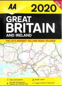 AA - Road Atlas - Britain