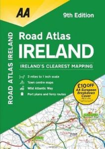 AA - Road Atlas - Ireland