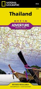 National Geographic - Adventure Map - Thailand