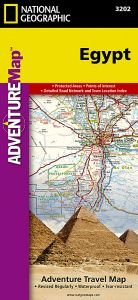 National Geographic - Adventure Map - Egypt
