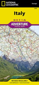 National Geographic - Adventure Map - Italy