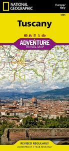 National Geographic - Adventure Map - Tuscany