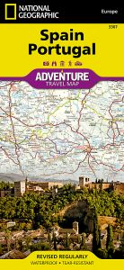 National Geographic - Adventure Map - Spain & Portugal