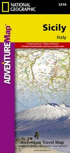 National Geographic - Adventure Map - Sicily