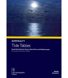 Admiralty - Tide Tables - NP201A - Volume 1A 2020