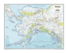 Alaska - Atlas of the World, 10th Edition Map